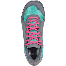 Giro Petra VR Buty Kobiety, turquoise/bright pink